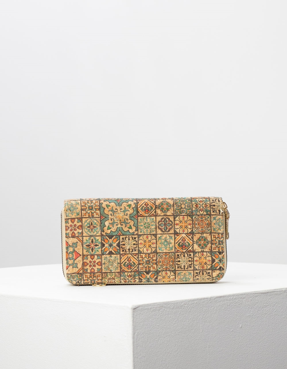 Εικόνα από Γυναικείο πορτοφόλι με σχέδια Βεραμάν