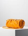 Εικόνα από Γυναικεία τσάντα ώμου & χιαστί βαρελάκι Πορτοκαλί