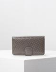 Εικόνα από Γυναικεία πορτοφόλια δερμάτινα με σχέδιο Γκρι