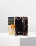 Εικόνα από Γυναικεία πορτοφόλια δερμάτινα με σχέδιο Κάμελ