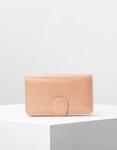 Εικόνα από Γυναικεία πορτοφόλια δερμάτινα με σχέδιο Ροζ