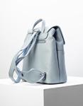 Εικόνα από Γυναικείο σακίδια πλάτης με τριχρωμία Σιέλ