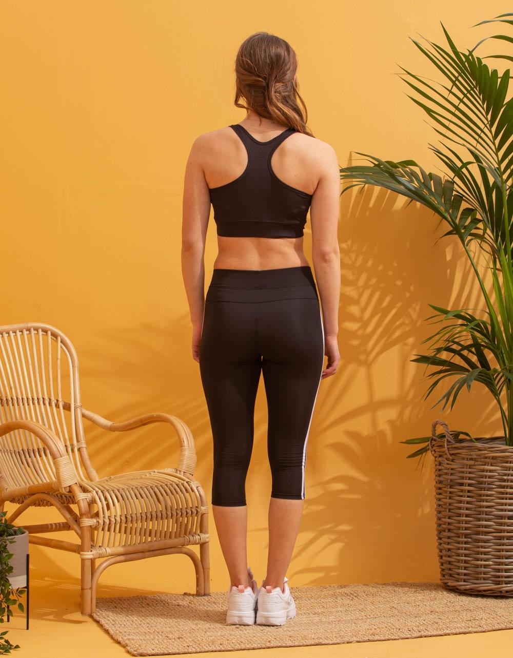Εικόνα από Γυναικείo αθλητικό μπουστάκι Μαύρο
