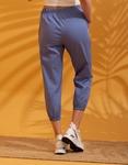 Εικόνα από Γυναικείο παντελόνι με αλυσίδα Μπλε