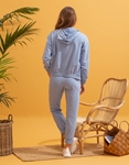 Εικόνα από Γυναικεία σετ ρούχων παντελόνι & μπλουζάκι Σιέλ