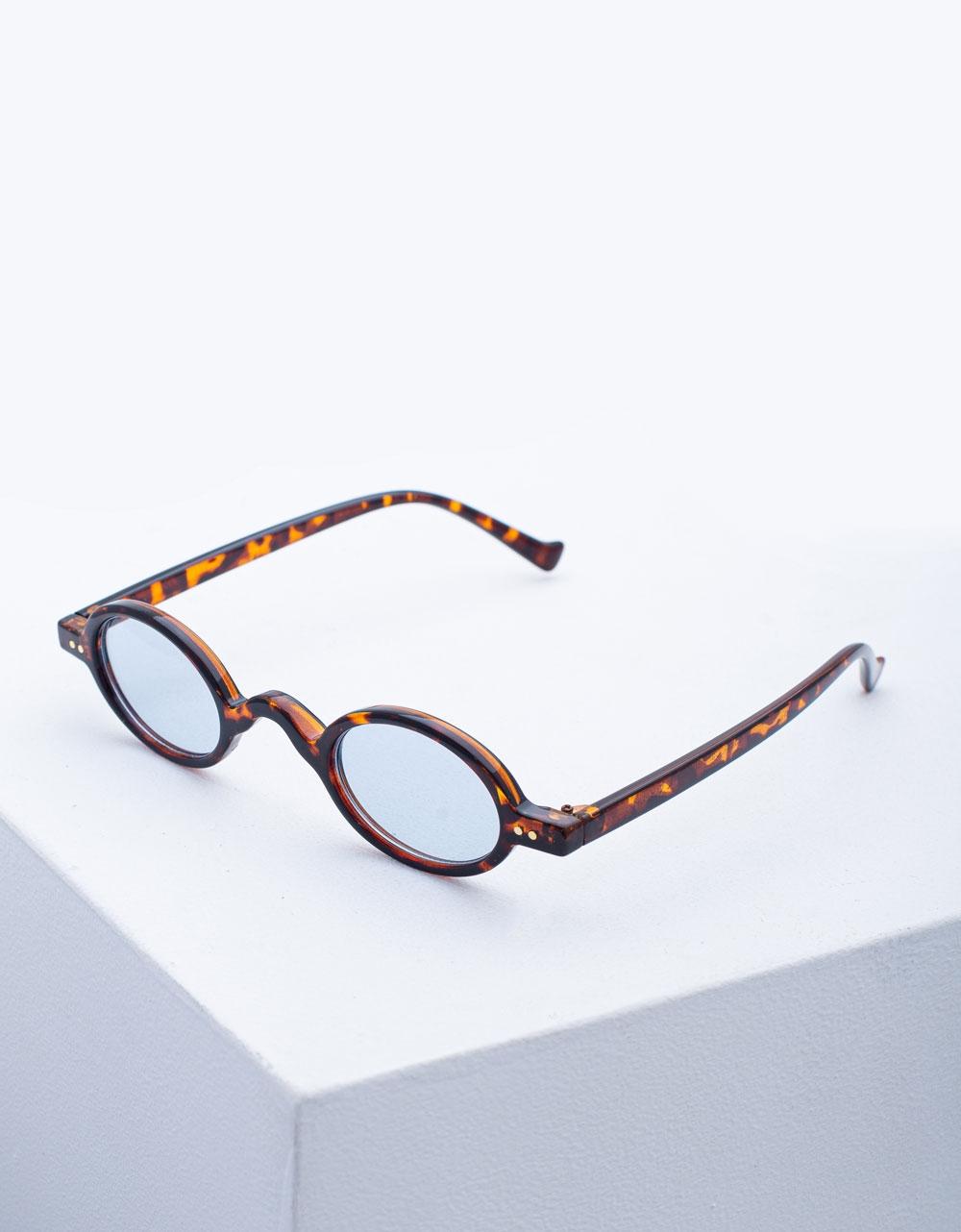 Εικόνα από Γυναικεία γυαλιά ηλίου Λεοπάρ