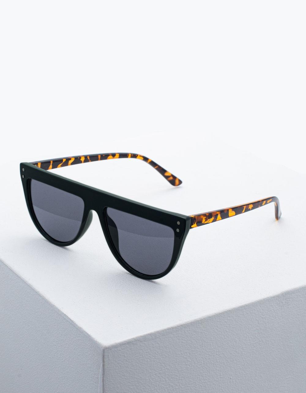 Εικόνα από Γυναικεία γυαλιά ηλίου Πράσινο