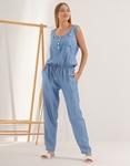 Εικόνα από Γυναικεία ολόσωμη φόρμα Μπλε