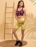 Εικόνα από Γυναικείo αθλητικό μπουστάκι Μαύρο/Ροζ