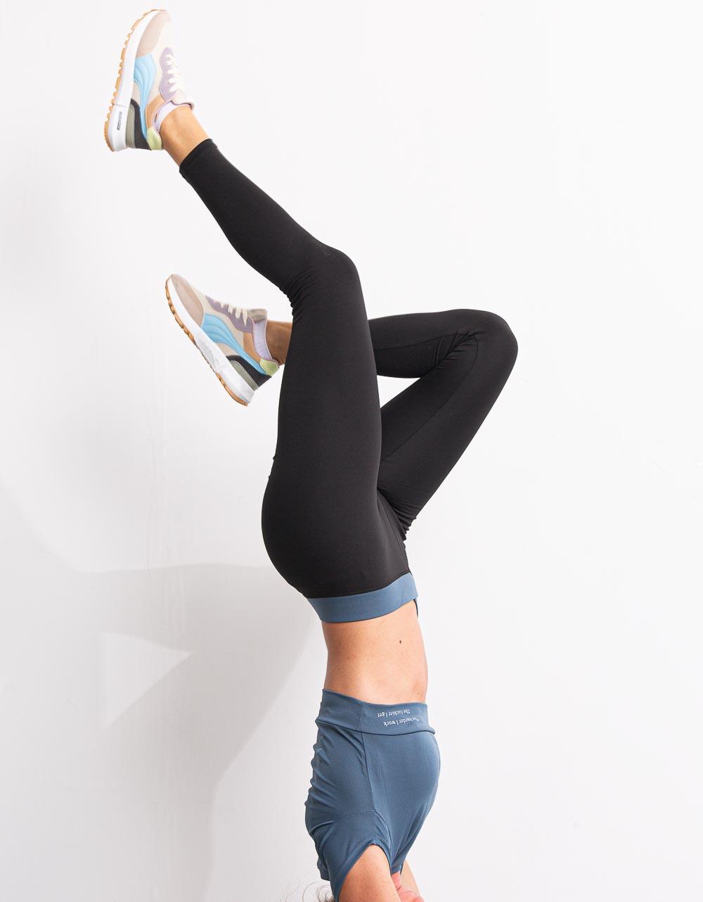 Εικόνα από Γυναικείο αθλητικό σετ Μπλε