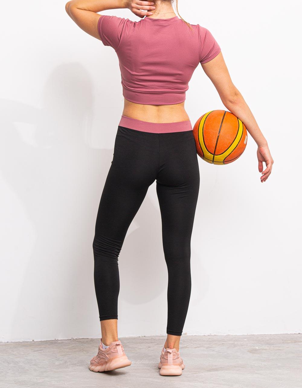 Εικόνα από Γυναικείο αθλητικό σετ Ροζ